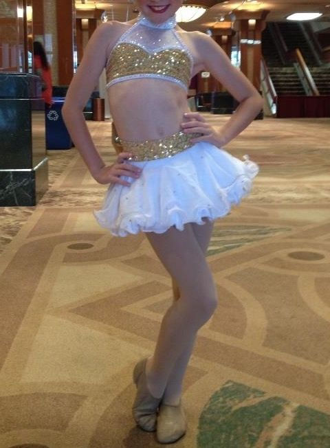 Custom Made Competition Dance Costume Jazz Musical Theatre Tap | eBay