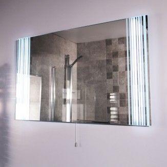 Poppy Back Lit Illuminated Mirror - Better Bathrooms
