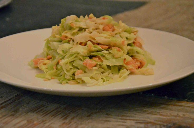 Deze lichte maaltijd heb je binnen 15 minuten klaar. Ideaal voor als je 's avonds hebt gesport en snel een gezonde maaltijd op tafel...