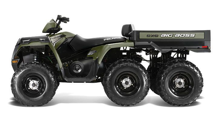 2014 Sportsman 800 EFI 4x4,800 EFI Big Boss 6x6 Service Manual - Atv Service Manuals