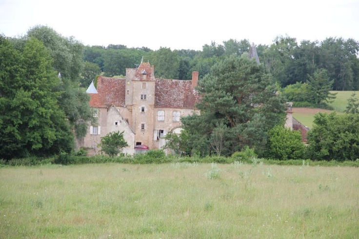 I know it's a bit ramshackle, but pretty please can we have it?    For Sale Castle BOURGES annonce 100633vm