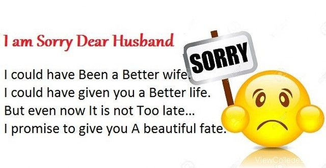 13 best Sorry Images For Love, Husband, Wife, Friend ...