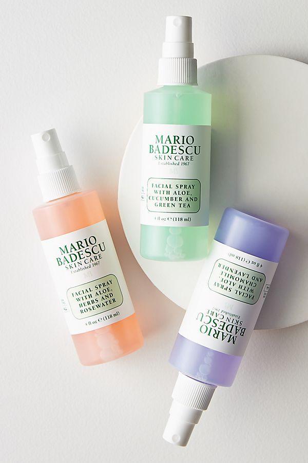 Mario Badescu Spritz Mist Glow Set | Beauty Gifts