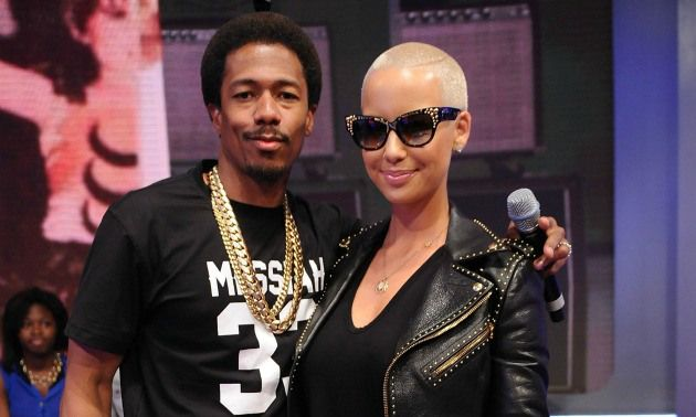 Amber Rose Sounds Off On Nick Cannon DatingRumors