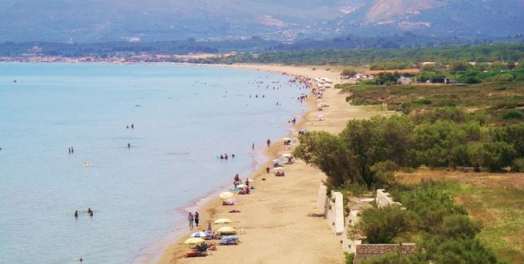 Kalamaki beach-ZAKYNTHOS BEACHES