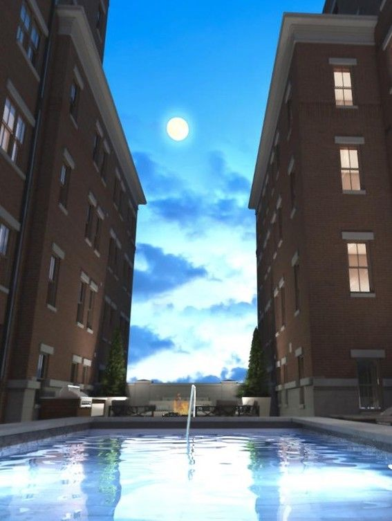 Luxury Student Living In Charleston Sc Student Apartment Student Living Student House