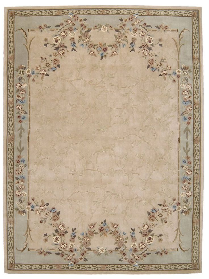 Nourison Julian Beige Hand Tufted Better Quality Area Rug