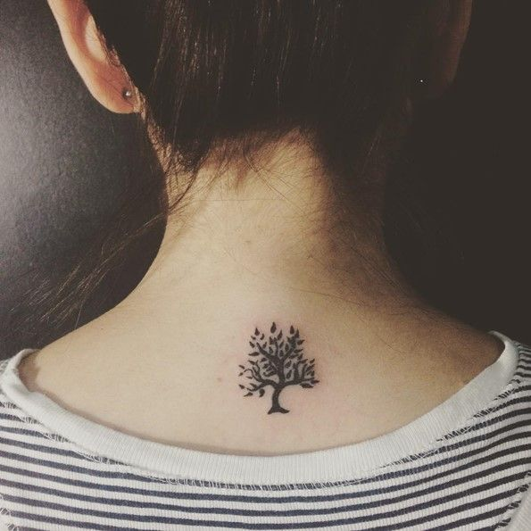 I really like this placement...I would just want mine a bit larger / more vertical with roots and birds