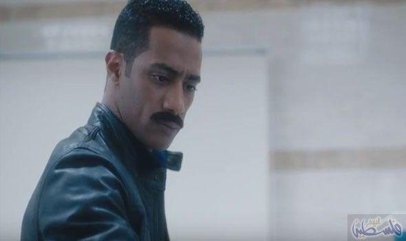 محمد رمضان يشعر بالذنب لعدم مساعدته لسيدة في Fictional Characters Character John