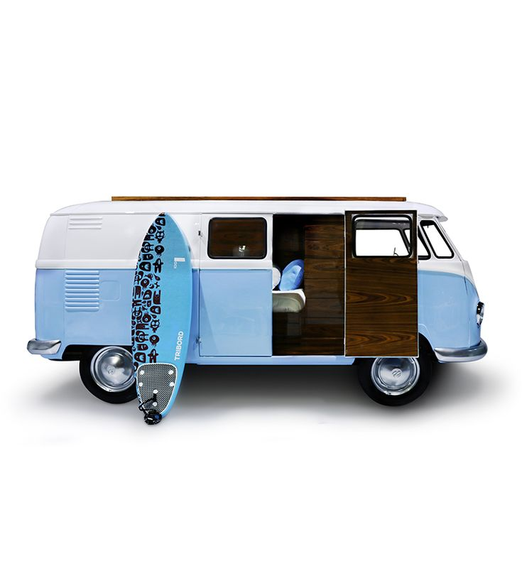 Bun Van is a bed reinvented by Circu perfect to bring some fun and imagination to kids rooms www.covethouse.eu/circu/