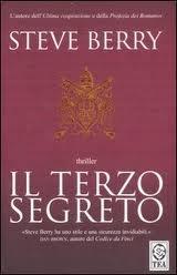 #stoleggendo Il terzo segreto - Steve Berry