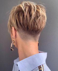 IG: @kimidailey ||| Wagen Sie es mit einer radikaleren Veränderung des Aussehens für diese ve …   – Kurze haare – #Aussehens #des #Diese #einer #f…