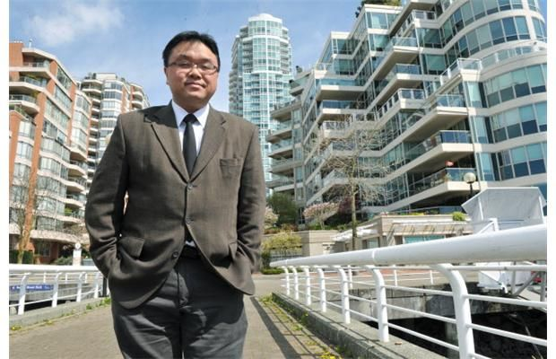 Vancouver real estate is a Mainland Chinese buyers' market, study says
