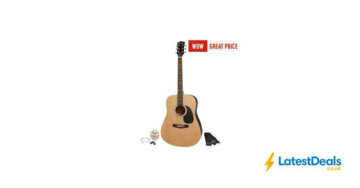 Maestro by Gibson Full Size Acoustic Guitar Free C&C, £79.99 at Argos