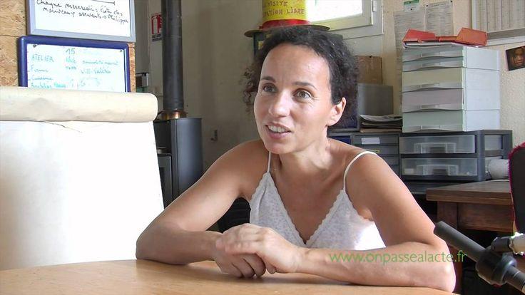 Sophie Rabhi parle du Hameau des Buis (Version longue)