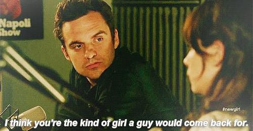 Jake Johnson on New Girl GIFs