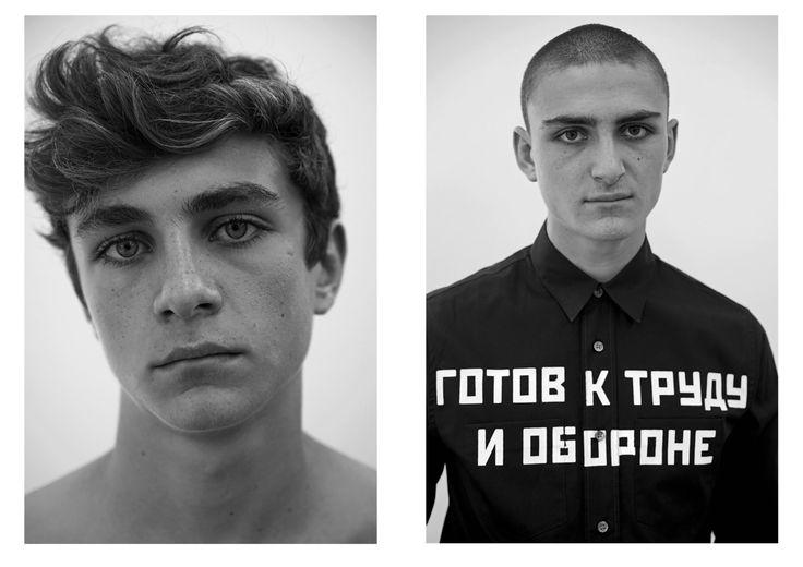 Gosha Rubchinskiy ss16