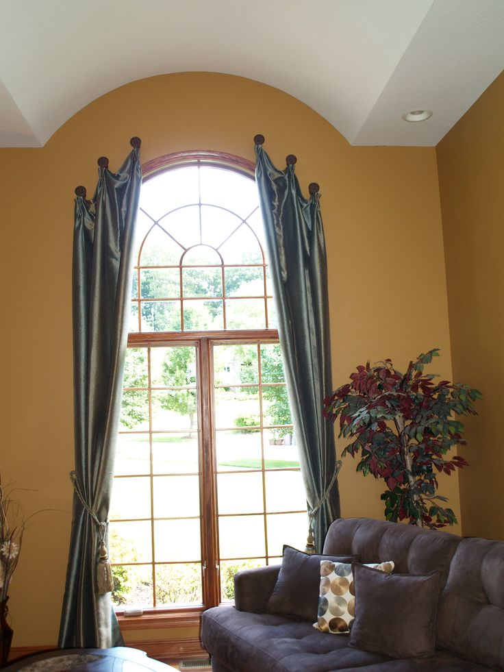13 best images about our work arch top windows on for Arch top windows