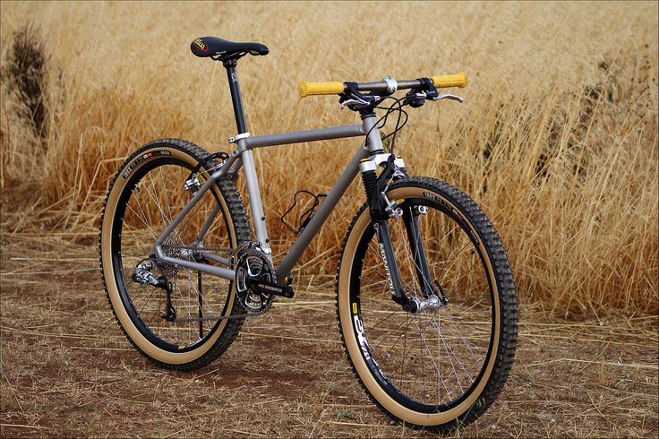 Why no modern love for vintage MTB frames? - Page 4 - Bike Forums