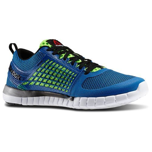 Underfoot grooves let the midsole flex and expand for extra ground contact and a smooth ride. Men's ZQUICK ELECTRIFY