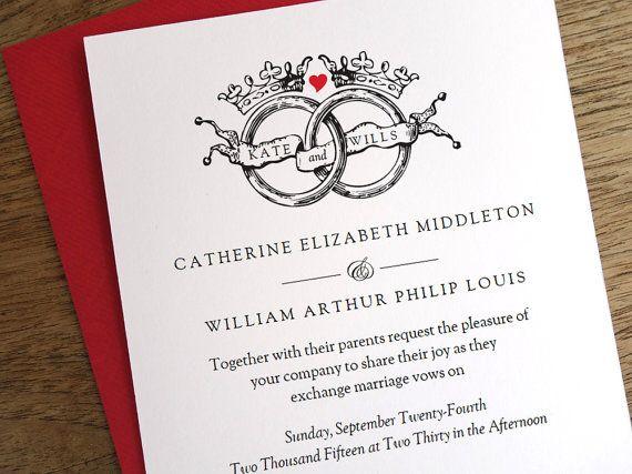 Royal Wedding Invitation Wording: 1000+ Ideas About Royal Wedding Themes On Pinterest