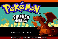 Pokemon - Fire Red ROM Download for Gameboy Advance / GBA - CoolROM.com