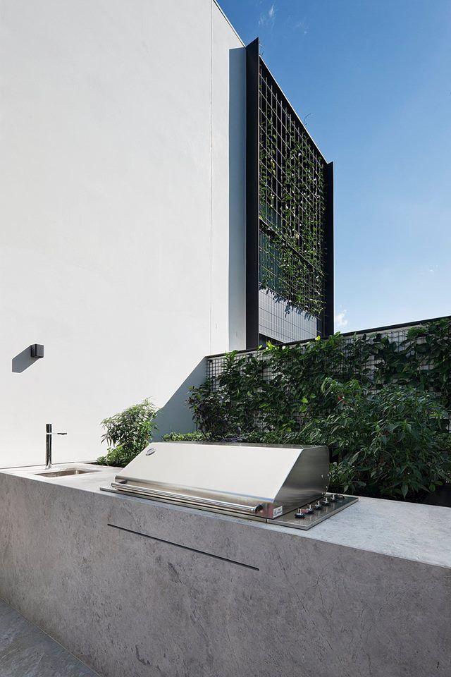 Die Gartenküche aus Stein, WADO14 Tepangrill | Die Gartenküche MKA01 ...