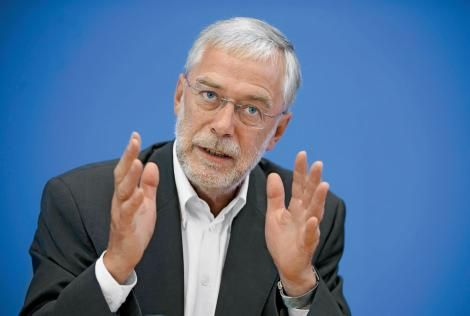 Gerald Hüther – profesor neurobiologii na Uniwersytecie w Getyndze.