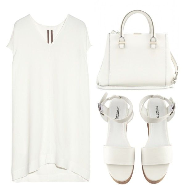 """Look 7 - Outing"" by splashthestyle on Polyvore polyvore, fashion set, fashion, ootd, collage, minimal, outfit"