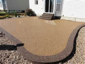 High Quality Pebble Stone Patio   Bing Images