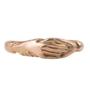 Catbird :: Catbird Jewelry :: Pas de Deux Ring