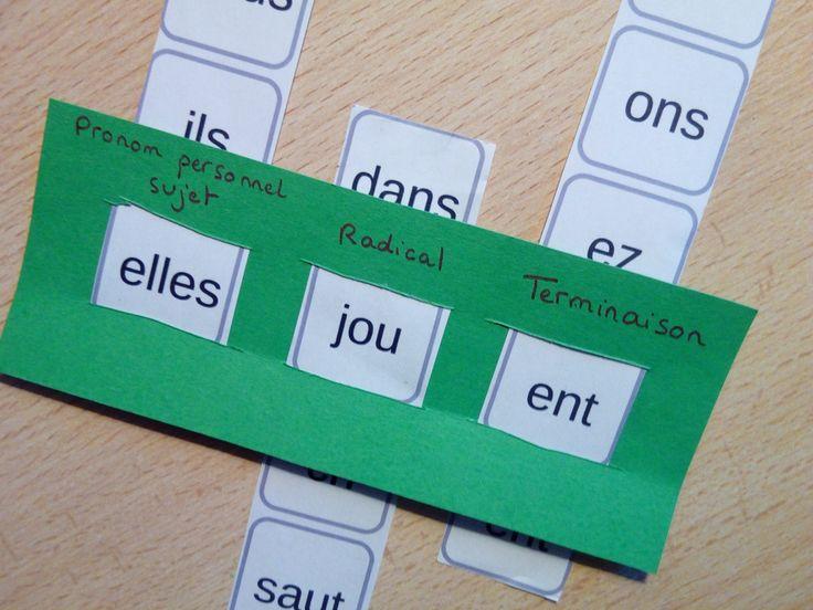 Générateur de conjugaison pour s'entraîner à conjuguer – verbes du premi…