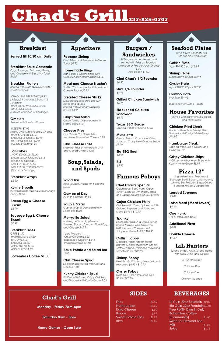 14 best Template Menu Design images on Pinterest | Menu design, Menu ...