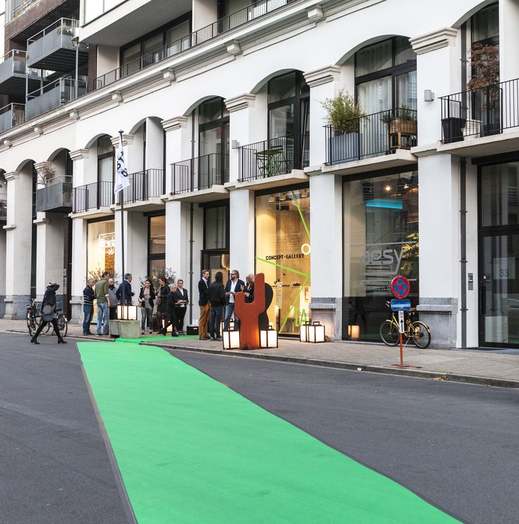 Six interior brands join forces at Concept Gallery! | BuzziSpace
