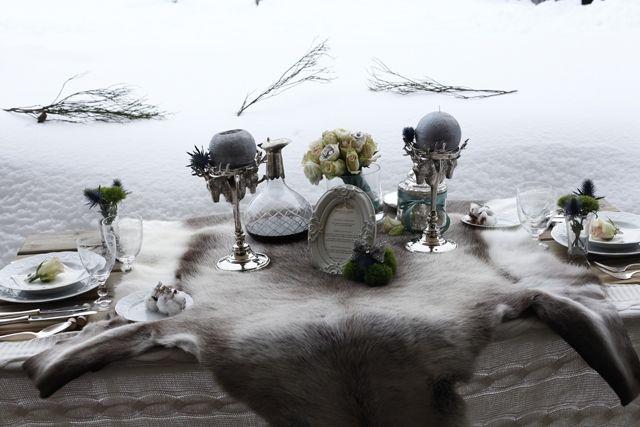 Mariage Montagne Hiver Megeve Le Fer a Cheval - Daylove Event - LaFianceeduPanda.com 17