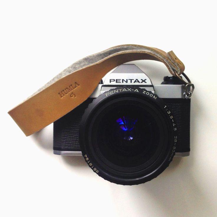 Fotoğraf Makinesi Askısı | HUMLA