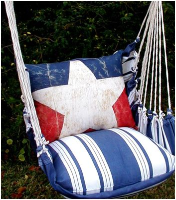 diy swinging chair   The Butterfly Indoor/Outdoor Swing Chair