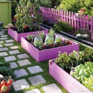 """Come giardiniere ho un punto forte: """"Realizzazione orti a bassa manutenzione"""". Un orto a bassa manutenzione si crea facilmente."""