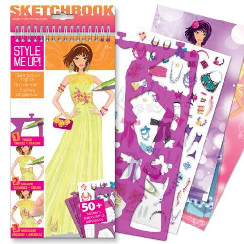 10 Best Style Me Up Images On Pinterest Sketch Books