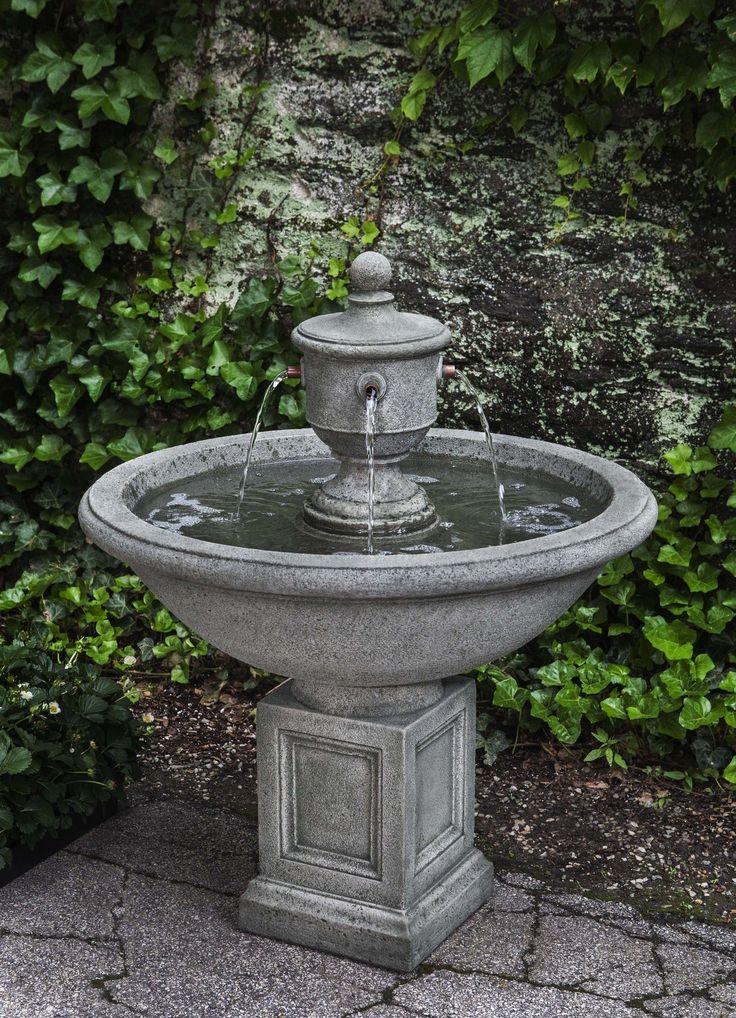 Rochefort Cast Stone Fountain 17 best Outdoor