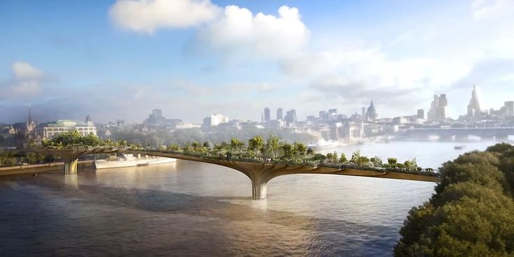 The Project The Garden Bridge Project Began As A Simple Idea A