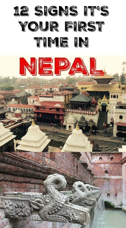 Planning to make an amazing trip out to Nepal? Like most places, there's culture shock, and then there's just jaw dropping experiences. Here's 12 signs that it's your first time in Nepal. Explore the world at MatadorNetwork.com