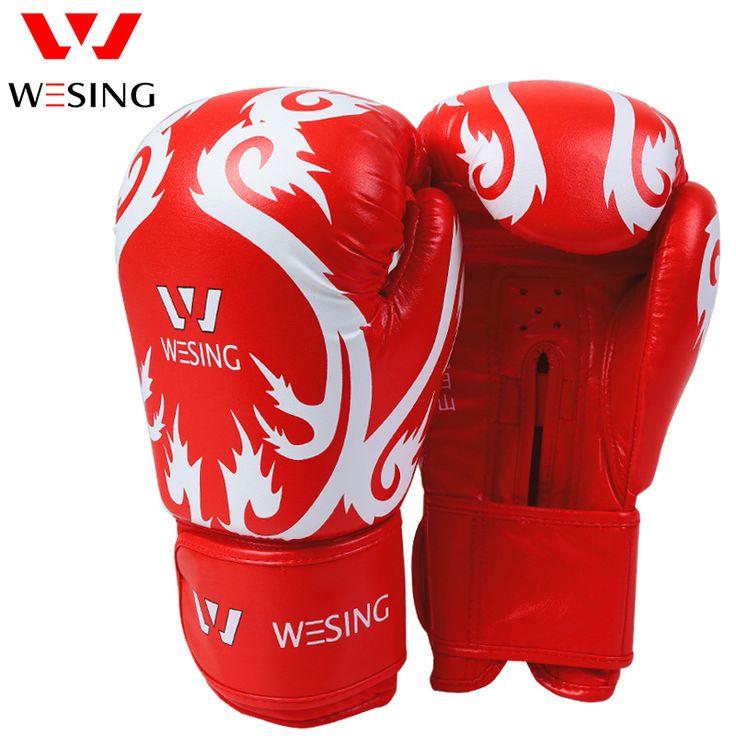 Adult Kick Boxing muay thai wushu Fighting Glove Free Combat Sandbag Training leather Guantes De Boxo Luva De Boxe sparring gear