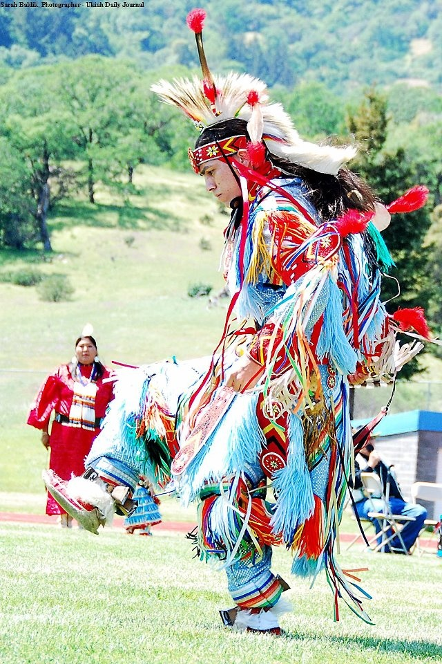 "native american tribes grass dancer ""grass dance song,"" performed by dennis banks ""cluck old hen"" and ""i had a  rooster,""  native american music is usually sung in tribal languages note: if."