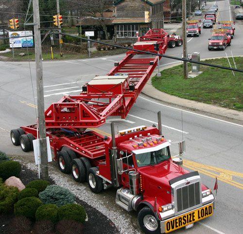 Diamond heavy haul diamond heavy haul inc the - Bac a semis ...