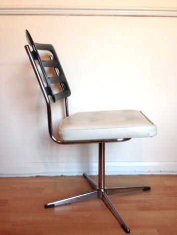 Mid Century Swivel Chair Space Age Vintage chair Office
