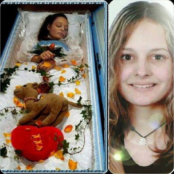 Franziska Brachmann (1988-2004) She died in a car accident ...