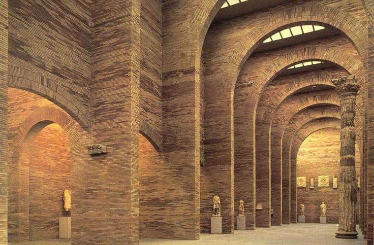 spatula:    (via Comunidad UEM» ARCHITECTURE IS MORE» Rafael Moneo, Premio Príncipe de Asturias de las Artes 2012)