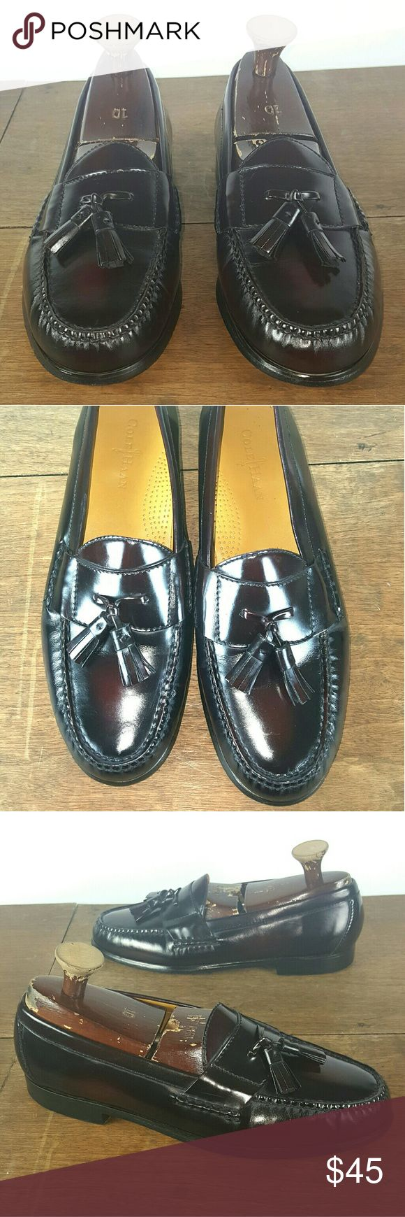 Cole Haan Men's Brown Loafers,  Sz 10D Pre-owned Cole Haan Men's Brown Leather Loafers in great condition,  size 10D. Questions and offers are welcome. Cole Haan  Shoes Loafers & Slip-Ons