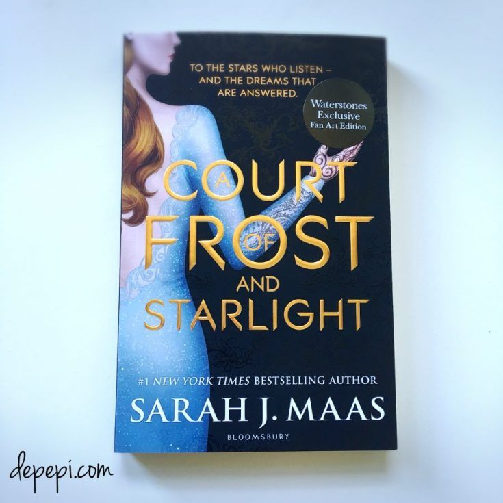 A Court Of Frost And Starlight Acofas Is Here Sarah J Sarah J